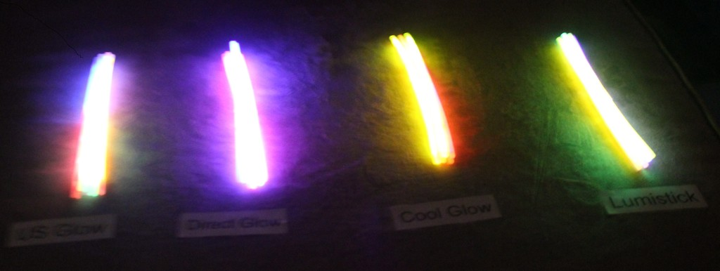 Glow Sticks After Time