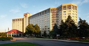Chicago Oak Book Hills Marriott