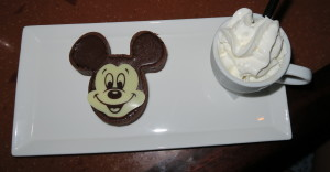 Kid's Meal Dessert at Ama Ama Restaurant
